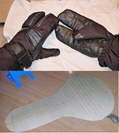 перчатки для Электровелосипеда