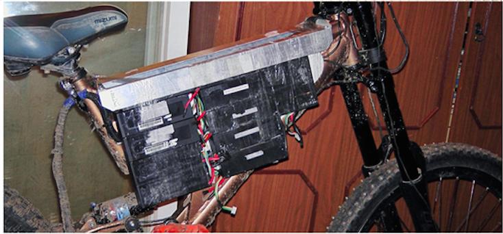 мощные аккумуляторы на электровелосипеде