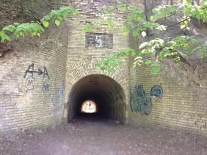тунель на лысой горе